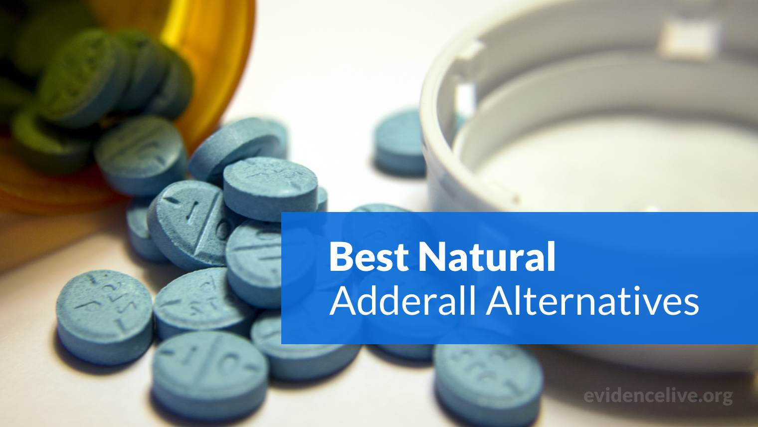 Best Natural Adderall Alternatives Over The Counter