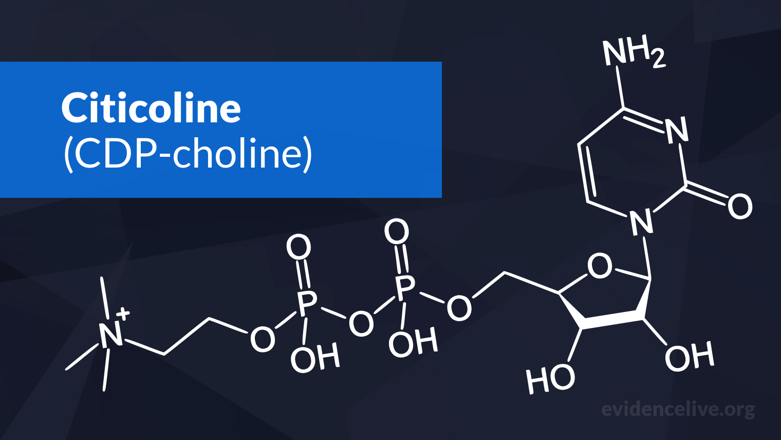 Benefits of Citicoline (CDP Choline): Does It Work for Brain Health?