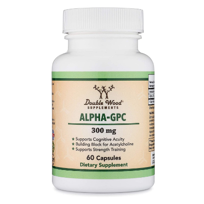 Double Wood Supplements Alpha-GPC