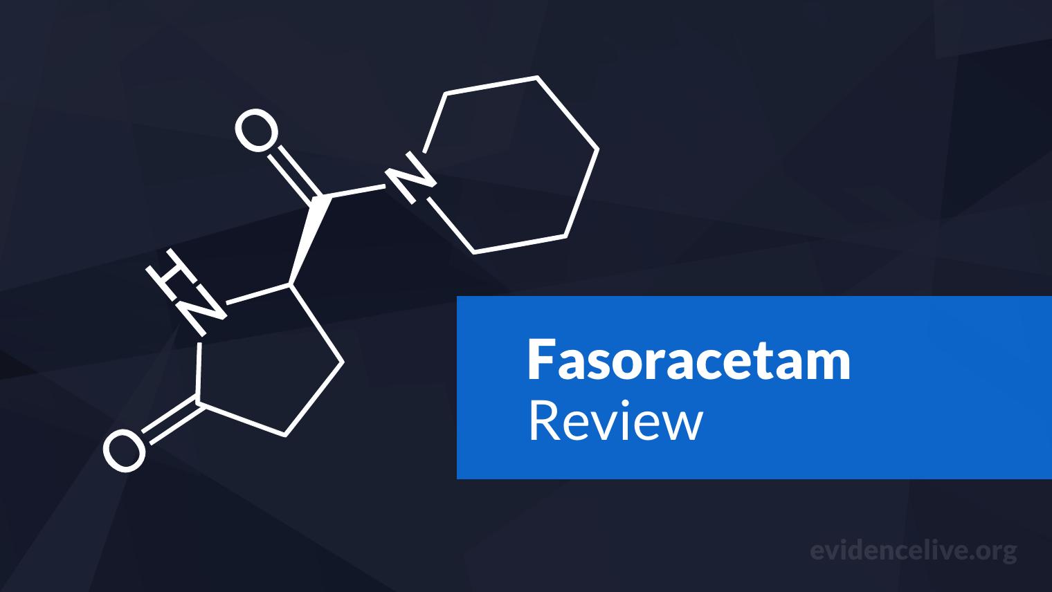 Fasoracetam: Benefits, Uses, Dosage, and Side Effects
