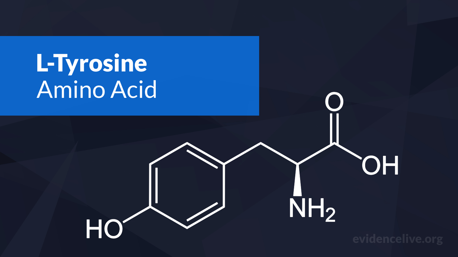 L-Tyrosine Benefits: What Is The Amino Acid Good For?