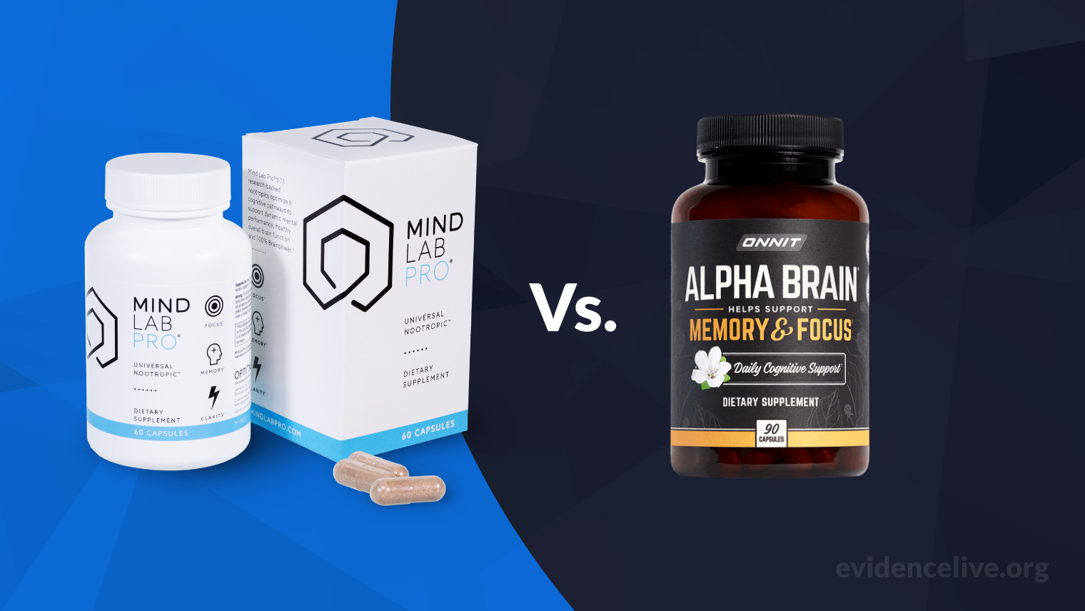 Mind Lab Pro vs. Alpha Brain: Which Nootropic Is Better?