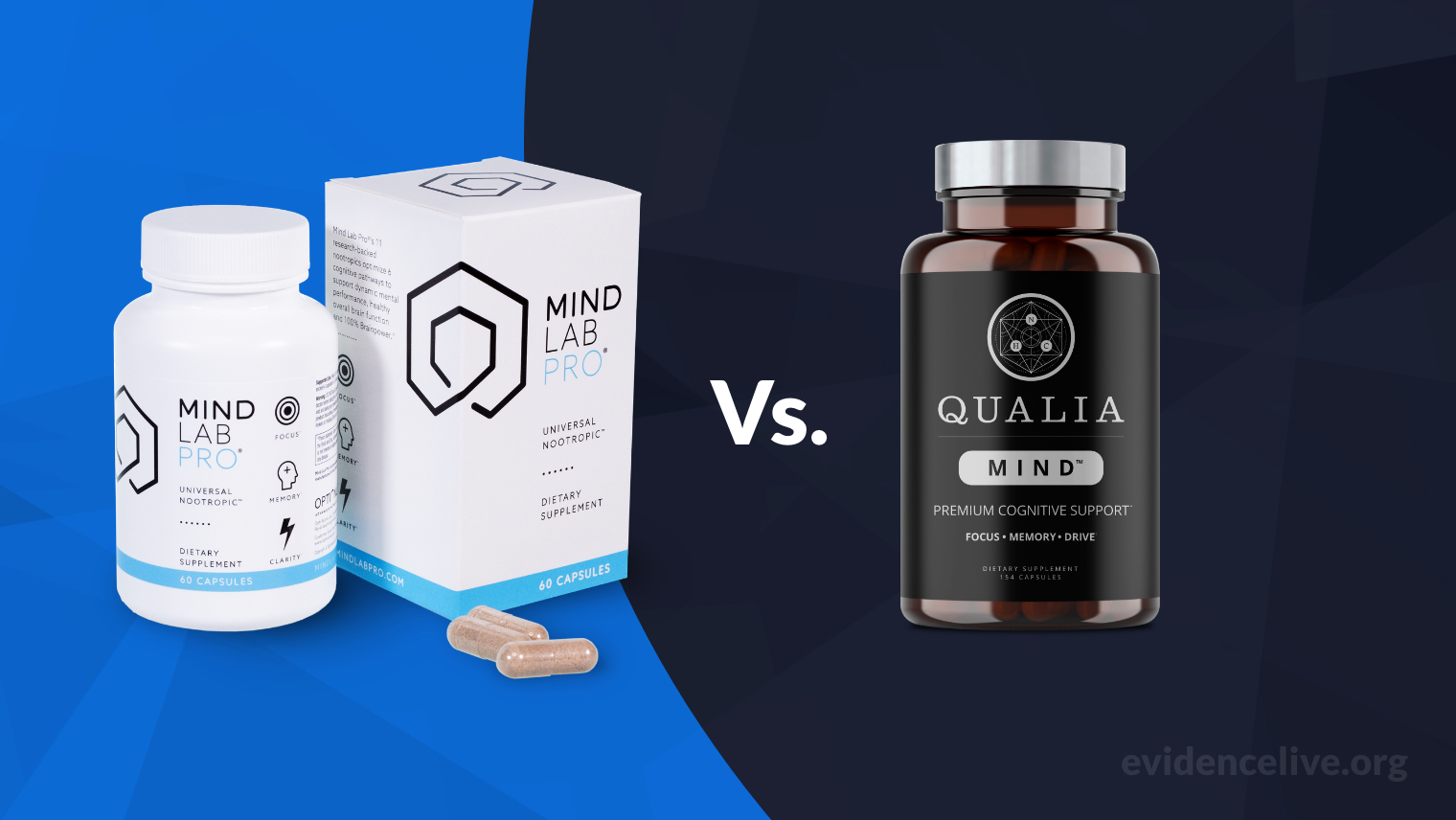 Mind Lab Pro vs. Qualia Mind: Which Nootropic Is Better?