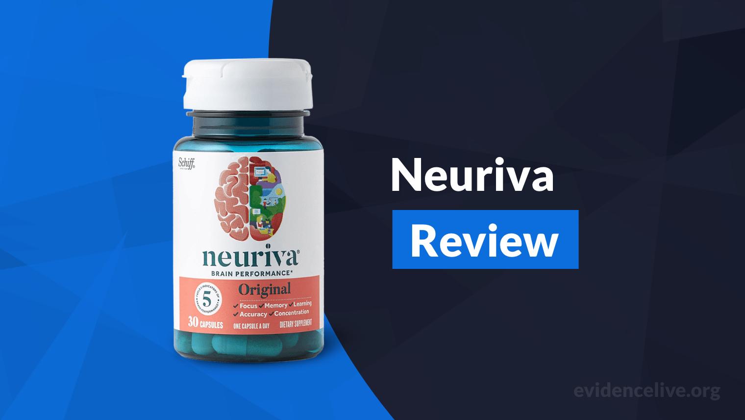 Neuriva Review: Is It An Effective Brain Supplement?