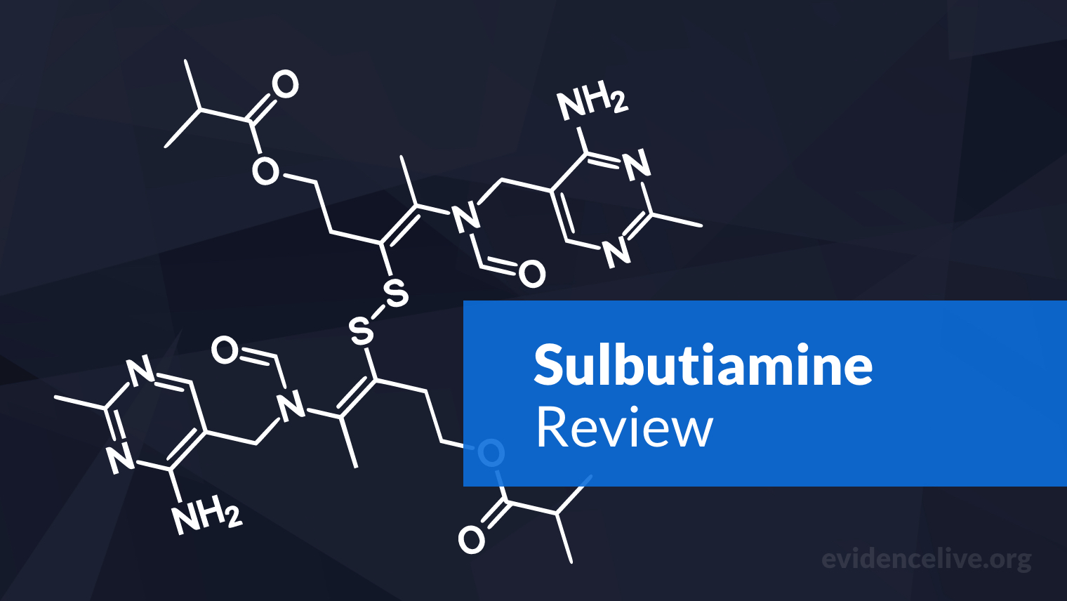 Sulbutiamine: Benefits, Uses, Dosage, and Side Effects